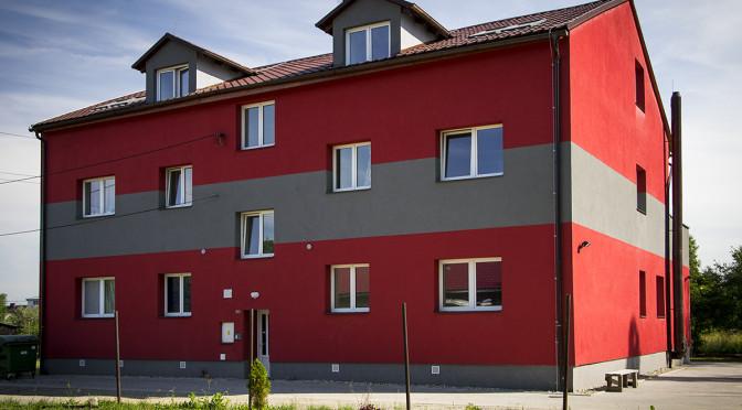 Pronájem bytů v nové luxusní vile VRBICE